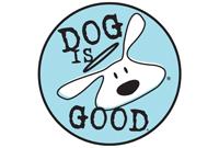 Dog is Good's iconic logo
